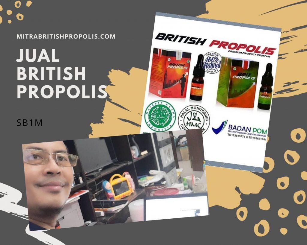 Jual British Propolis